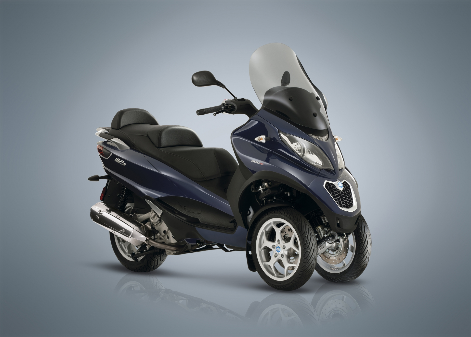 Piaggio MP3 500 LT Business ABS/ASR Blue