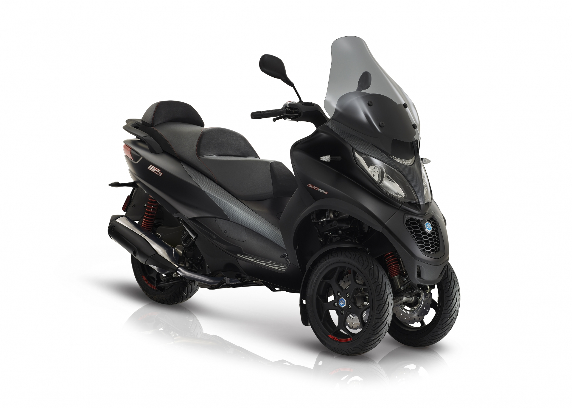 piaggio mp3 hpe sport business 500 350 motor scooter nieuw led