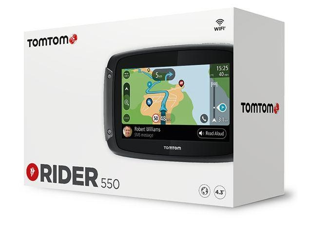 Overige - tomtom-world-wide-rider-550-korting-discount-motor-scooter-motorscooter-navigatie-package