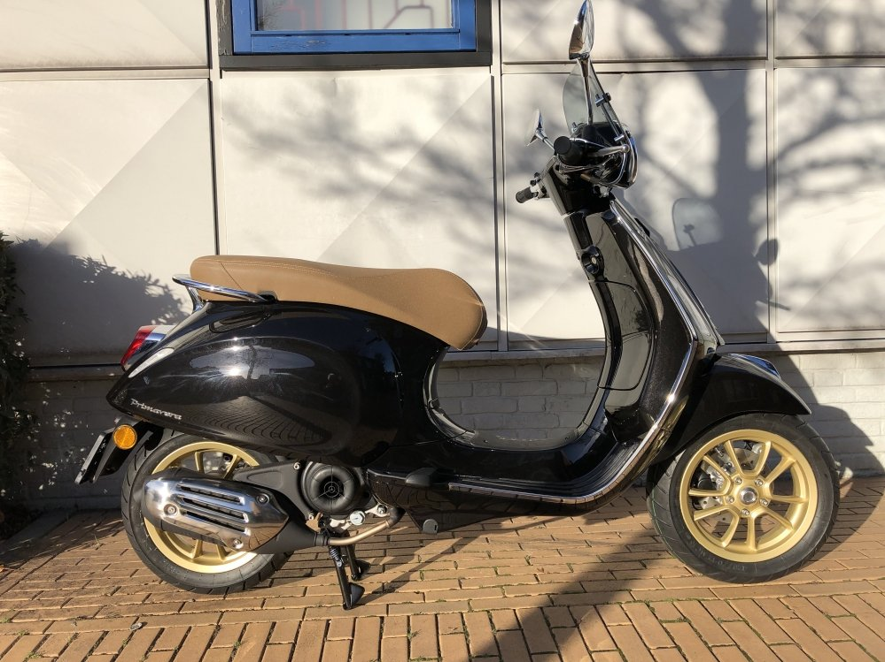 Vespa Primavera Snor Scooter Special Tts Naaldwijk Kopen E4