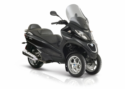 Piaggio MP3 500 LT Business ABS/ASR Nero Universo