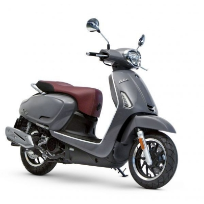 Kymco NEW LIKE 25/45KM E4