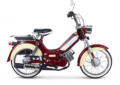 Tomos Roadie 25 Retro E4