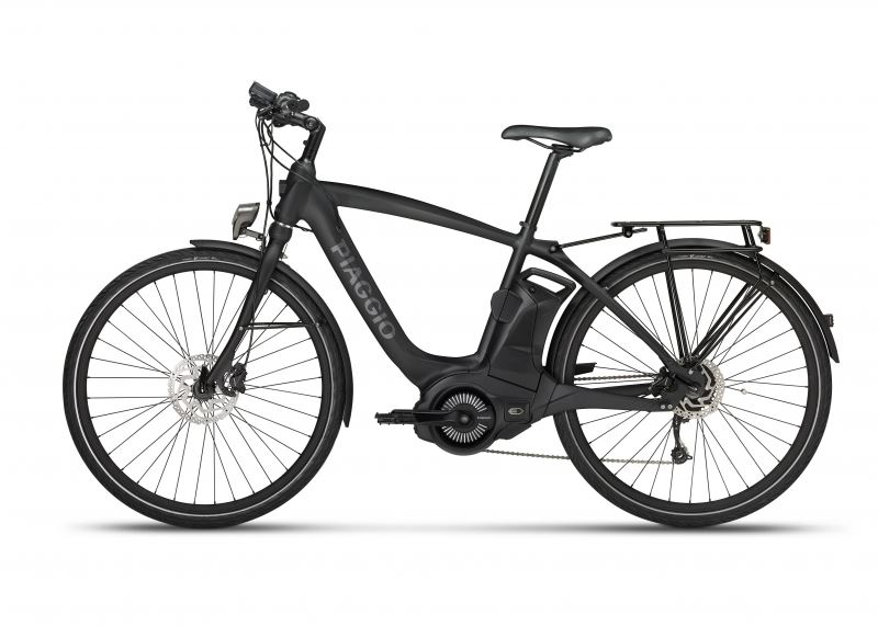 Wi Bike - Piaggio-Active-Black-wi-bike-dealers-westland-fietsen